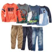 OshKosh B'gosh® Mix & Match Coordinates - Toddler Boy