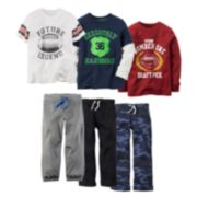 Carter's Active Mix & Match Coordinates - Toddler Boy