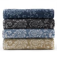 SONOMA Goods for Life™ Ultimate Performance Paisley Bath Towel Collection