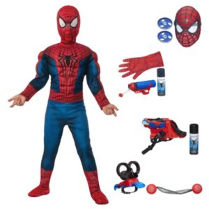 Marvel Spider-Man Build a Costume Collection