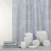 Creative Bath Capri Shower Curtain Collection