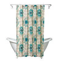 Zenna Home Number 9 Floral Shower Curtain Collection