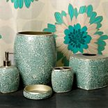 India Ink Number 9 Floral Bathroom Accessories Collection
