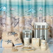 India Ink Seaside Serenity Bathroom Accessories Collection