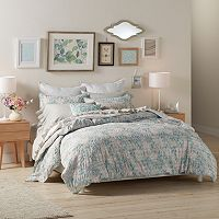 LC Lauren Conrad Meadow Duvet Cover Collection