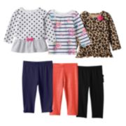 Jumping Beans® Mix & Match Coordinates - Baby Girl