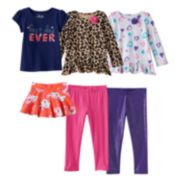 Jumping Beans® Mix & Match Coordinates - Toddler Girl