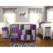 Trend Lab Grape Expectations Bedding Coordinates