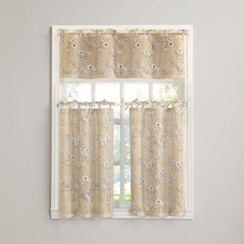 Normandy Tier Kitchen Kitchen Curtains