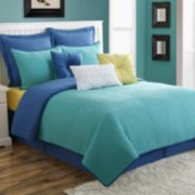 Fiesta Dash Reversible Quilt Set
