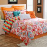 Fiesta Ava Reversible Comforter Set