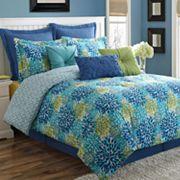 Fiesta Calypso Reversible Comforter Set