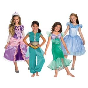Disney Princess Costume Collection