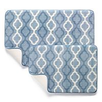 Mohawk® Home Double Fret Foam Bath Rug