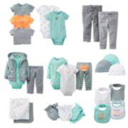 Carter's Fox Receiving Coordinates - Baby
