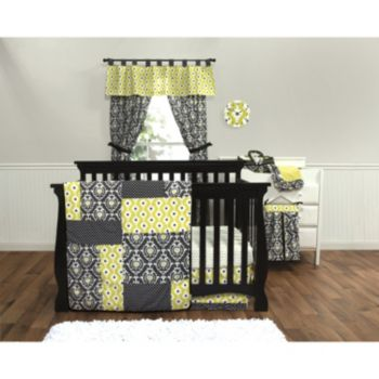 Trend Lab Waverly Rise and Shine Bedding Coordinates