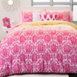 Seventeen Deliah Ikat Bedding Collection