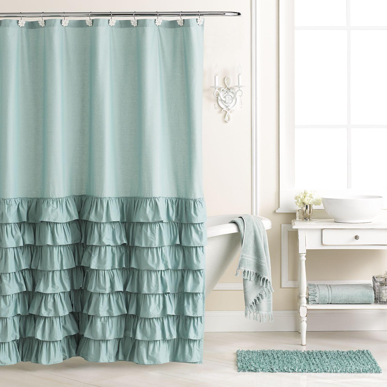 lc lauren conrad shower curtain collection