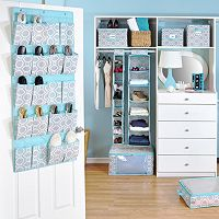 Laura Ashley Non-Woven Bedroom Organization Collection