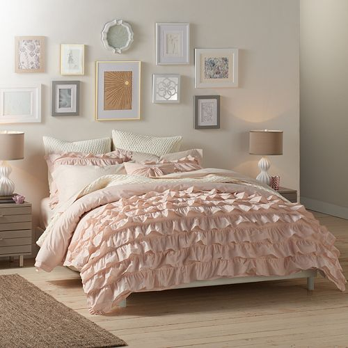 Lauren Conrad Ella Duvet Cover Collection