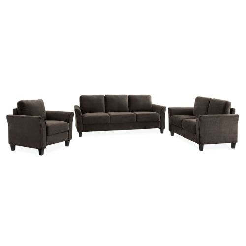 Lifestyle Solutions Westin Curved Arm Furniture Collection