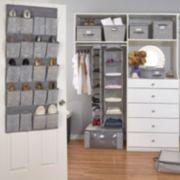 Laura Ashley Non-Woven Bedroom Organization Collection