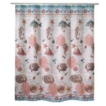 Avanti Seaside Vintage Shower Curtain Collection