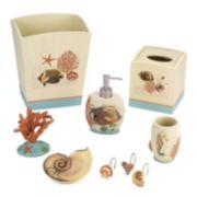 Avanti Seaside Vintage Bathroom Accessories Collection