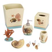 Avanti Seaside Vintage Bathroom Accessories Collection