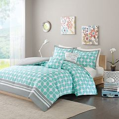 Intelligent Design London Comforter Collection
