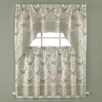 Saturday Knight, Ltd. Butterfly Bliss Window Treatments