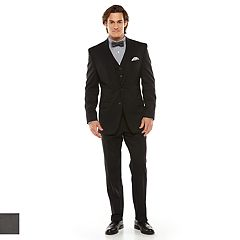 Big & Tall Chaps Performance Classic-Fit Wool-Blend Stretch Suit Separates