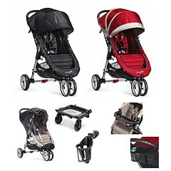 Baby Jogger City Mini Stroller & Coordinates