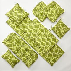 Edie Inc. Geo Trellis Indoor Outdoor Cushions & Pillows