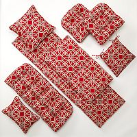 Edie Inc. Geo Loop Indoor Outdoor Cushions & Pillows