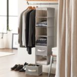 SONOMA Goods for Life™  Tweed Closet Organization Collection