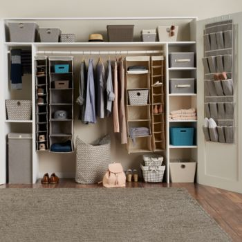 SONOMA Goods for Life?  Tweed Closet Organization Collection