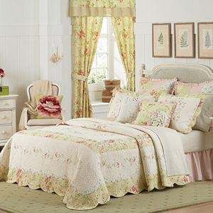 MaryJane's Home Prairie Bloom Bedspread Collection