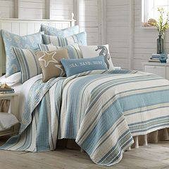 Levtex Maui Quilt Collection