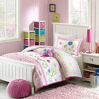 Mi Zone Kids Flower Power Bedding Collection