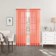 No918 Voile Window Treatments
