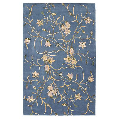Nourison Julian Light Blue Rug