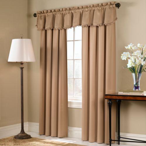 United Curtain Co. Blackstone Blackout Window Treatments