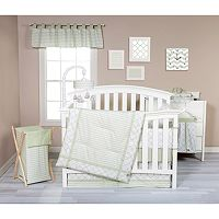 Trend Lab Sea Foam Nursery Coordinates