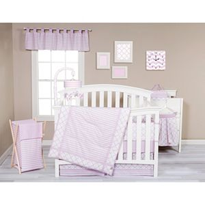 Trend Lab Orchid Bloom Nursery Coordinates