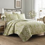Laura Ashley Lifestyles Rowland Quilt Collection
