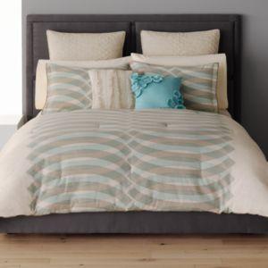 Simply Vera Vera Wang Intersect Comforter Collection