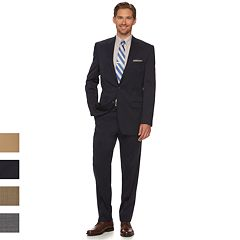 Men's Chaps Classic-Fit Wool-Blend Performance Suit Separates