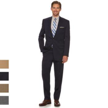 Men's Chaps Classic-Fit Wool-Blend Performance Suit Separates