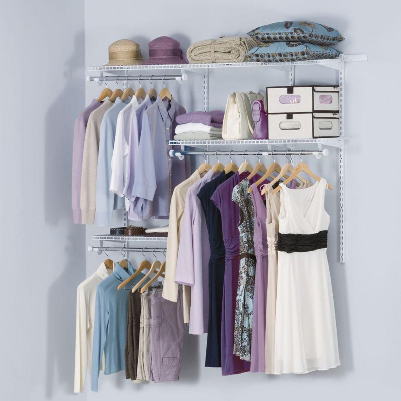 Rubbermaid Closet Collection   Rubbermaid Closet Organizer